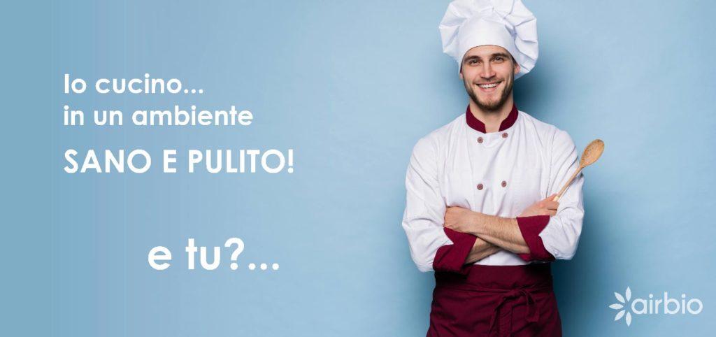 pulizia e sanificazione cappe e cucine ristoranti